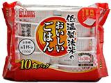 低温製法米のおいしいごはん 国産米100% 150g×10パック