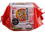 低温製法米のおいしいごはん 国産米100% 180g×3パック