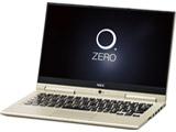 モバイルノートPC LAVIE Hybrid ZERO PC-HZ550GAG プレシャスゴールド [Win10 Home・Core i5・13.3インチ・Office付き・SSD 256GB]