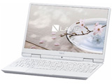 モバイルノートPC LAVIE Note Mobile PC-NM550GAW パールホワイト [Win10 Home・Core i5・11.6インチ・Office付き・SSD 256GB]