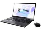 【在庫限り】 ノートPC LAVIE Note NEXT PC-NX550JAB グレイスブラックシルバー [Win10 Home・Core i5・15.6インチ・Office付き・HDD 1TB]