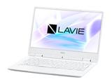 モバイルノートPC LAVIE Note Mobile PC-NM550KAW ホワイト [Win10 Home・Core i5・12.5インチ・Office付き]