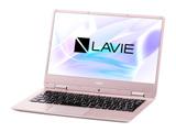 モバイルノートPC LAVIE Note Mobile PC-NM550KAG ピンク [Core i5・12.5インチ・Office付き]