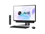 デスクトップPC LAVIE Desk All-in-one DA770/KA PC-DA770KAB ダークシルバー [Win10 Home・Core i7・Office付き・23.8インチ]