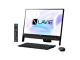 デスクトップPC LAVIE Desk All-in-one DA370/KA PC-DA370KAB ファインブラック [Win10 Home・Celeron・Office付き・23.8インチ]