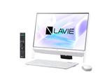 デスクトップPC LAVIE Desk All-in-one DA700/KAW PC-DA700KAW ファインホワイト [Win10 Home・Core i7・Office付き・23.8インチ]