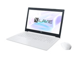 【在庫限り】 ノートPC LAVIE Note PC-NS600KAW [Win10 Home・Core i7・15.6インチ・Office付き・ストレージ 1TB・メモリ 4GB]