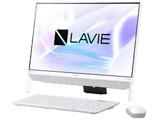 【在庫限り】 デスクトップPC PC-DA380KAW-2 ファインホワイト [Core i5・Office付き・23.8インチ・HDD 1TB・メモリ 4GB]