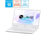 モバイルノートPC PC-NM550MAW [Win10 Home・Core i5・12.5インチ・Office付き・SSD 256GB・メモリ 8GB]