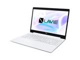 ノートPC LAVIE Note Standard カームホワイト PC-NS100N2W [Celeron・15.6インチ・Office付き・HDD 500GB・メモリ 4GB]