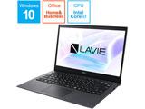 モバイルノートPC LAVIE Pro Mobile メテオグレー PC-PM750NAB [Core i7・13.3インチ・Office付き・SSD 512GB・メモリ 8GB]
