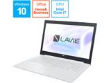 【在庫限り】 ノートPC PC-NS70CMAW [Core i7・15.6インチ・Office付き・SSD 256GB・メモリ 4GB]