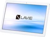 PC-TE710KAW Androidタブレット LAVIE Tab E(TE710/KAW) ホワイト [10.1型ワイド /ストレージ:64GB /Wi-Fiモデル]