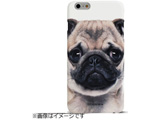 iPhone 6s/6用 DESIGNSKIN GRAFT FACE パグ I6N06-15C609-18