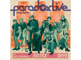"""【特典対象】【05/08発売予定】 The Cat's Whiskers×悪漢奴等 / Paradox Live Stage Battle """"JUSTICE"""" ◆ソフマップ・アニメガ特典「2L判ブロマイド」"""