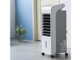 【在庫限り】 リモコン冷風扇  ホワイト CRF105
