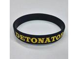 DeToNator(デトネーター) シリコンバンド黒
