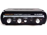"""M-AUDIO"" Podcast Factory"