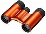 双眼鏡 ACULON(アキュロン) T01 8×21 オレンジ