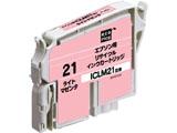 【リサイクル】 ECI-E21LM (エプソン ICLM21対応/リサイクルインクカートリッジ/ライトマゼンダ)