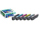 【リサイクル】 [エプソン:IC6CL70L(6色セット)対応] リサイクルインクカートリッジ ECI-E70L-6P