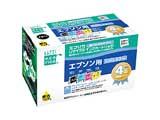【リサイクル】 ECI-E324P/BOX (エプソン IC4CL32対応//リサイクルインクカートリッジ/4色BOXパック)