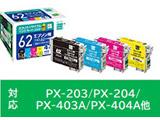 【リサイクル】 ECI-E624P/BOX (エプソン IC4CL62対応/リサイクルインクカートリッジ/4色BOXパック)