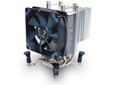【在庫限り】 CPUクーラー 全高135mmのオリジナル92mmサイドフロークーラー KATANA5 SCKTN-5000 [Intelソケット775/1366/1156/1155/1150/1151 ※LGA