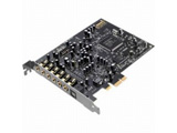 SB-AGY-RX サウンドボード Sound Blaster Audigy Rx (PCI Express)