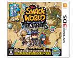 スナックワールド トレジャラーズ 【3DSゲームソフト】