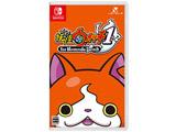 【10/10発売予定】 妖怪ウォッチ1 for Nintendo Switch 【Switchゲームソフト】
