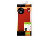 iPhone 4対応 スマートフォン用 レザージャケット ホルダータイプ  (レッド) RT-SPLC1/R