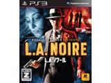 【在庫限り】 L.A.NOIRE PS3
