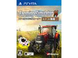 〔中古品〕Farming Simulator 14 -ポケット農園 2-【PS Vitaゲームソフト】   [PSVita]