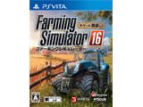 〔中古品〕ファーミングシミュレーター16 ポケット農園3【PS Vitaゲームソフト】   [PSVita]