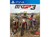 MXGP3 - The Official Motocross Videogame 【PS4ゲームソフト】