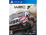 WRC7 【PS4ゲームソフト】