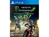 Monster Energy Supercross (モンスターエナジースーパークロス) - The Official Videogame 【PS4ゲームソフト】