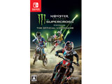 Monster Energy Supercross (モンスターエナジースーパークロス) - The Official Videogame 【Switchゲームソフト】