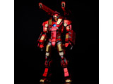 RE:EDIT IRON MAN #11 MODULAR IRONMAN W/Plasma Cannon & Vibroblade