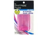 スマートフォン用[USB給電] 乾電池モバイルバッテリー (ピンク) IBCU4-02P