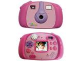 キッズカメラ KIDS-CAMERA RYO(ピンク) 7歳児向け