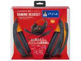 PS4用ゲーミングヘッドセット Red [BKS-4P269] 【ビックカメラグループオリジナル】