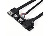 SilverStoneケース用 USB Type-C / USB3.1 Gen2 アップグレードキット SST-G11313530-RT