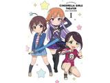 [1] アイドルマスター シンデレラガールズ劇場 2nd SEASON 第1巻 DVD
