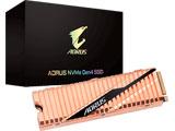 AORUS NVMe Gen4 SSD 2TB GP-ASM2NE6200TTTD (SSD/M.2 2280/2TB)