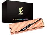AORUS NVMe Gen4 SSD 500GB GP-ASM2NE6500GTTD  (SSD/M.2 2280/500GB)