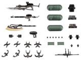 【03月発売予定】 ROBOT魂 <SIDE MS> ジオン軍武器セット ver. A.N.I.M.E.(機動戦士ガンダム)