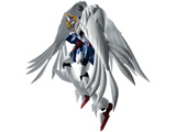 GUNDAM UNIVERSE XXXG-00W0 WING GUNDAM ZERO(EW)(新機動戦記ガンダムW)
