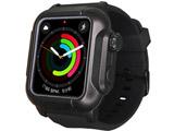 YHDIPCW3L-BK Apple Watch Series 2 / 3 (42mm) 防塵防水ケース ブラック